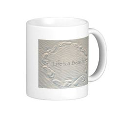 Lifes a Beach Mugs by Texas Eagle Gallery on Zazzle