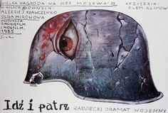 Come and See Polish movie poster