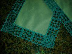 Artesanato - Arte em Croché: Jogos em croché