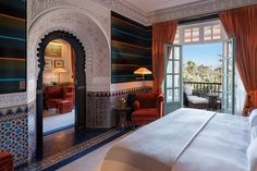 Looking for luxury rooms and suites at La Mamounia? Check availability at The Leading Hotels of the World Marrakesh, Mamounia Marrakech, La Mamounia, Marrakech Morocco, Luxury Tents, Luxury Rooms, Relax, Leading Hotels, Hotel Staff