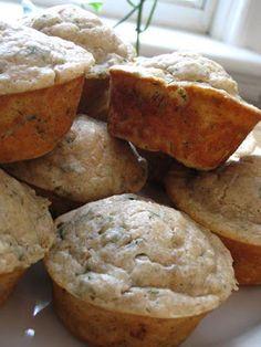 SAVORY MUFFIN recipes | Savory Dill Ricotta Muffins | Lisa's Kitchen | Vegetarian Recipes ...