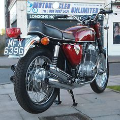 1969-Honda-CB750-Sandcast-Classic-Vintage-Low-Number-Staggering-Condition