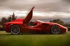 Lexus LC yarış arabası, Caterham C120 spor araba, Kode57 supercar: