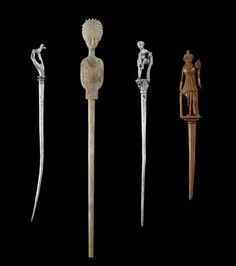 2nd / 3rd century hair pins