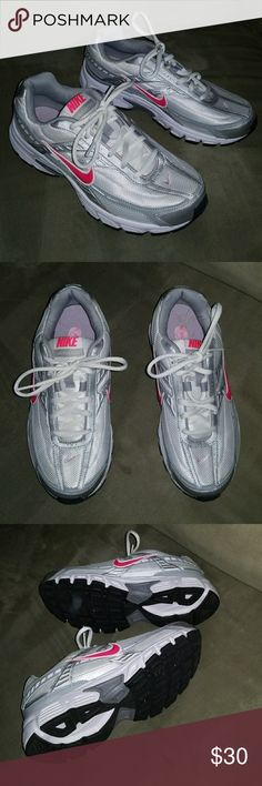 best service a63c2 52a8e Nike Initiator womens running shoes Grey and pink Nike Initiator women s  running shoes. Excellent condition
