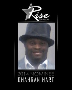 "Dhahran Hart is a drummer who loves to dance. Dhahran has a children's book written about him entitled, ""DUDE HAS DOWNS"", authored by Celeste Hart. He is an...  read more, visit www.ypierre.com/rise   #Awards #DownSyndrome #Inspirational"