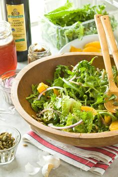 Some people are just born to make salads—this recipe will make you one of those people.