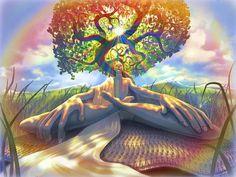 """""""En el momento que empiezas a observar al pensador, un mayor nivel de conciencia se activa. A continuación, comienzas a darte cuenta de que hay un vasto reino de inteligencia más allá del pensamiento, que el pensamiento es sólo un minúsculo aspecto de esa inteligencia. También te das cuenta de que todas las cosas que realmente importan –amor, belleza, creatividad, alegría, paz interior– surgen desde más allá del momento cuando la mente comienzan a despertar"""" ~ Eckhart Tolle"""