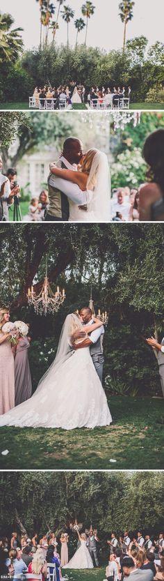 Desert Wedding at the Parker, Palm Springs | Ceremony