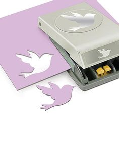 Look at this #zulilyfind! Bird Paper Punch #zulilyfinds