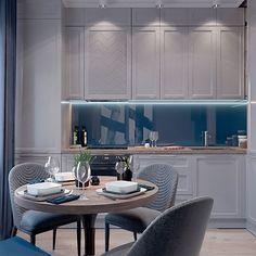Simple Interior, Interior Design Living Room, Italian Furniture, Luxury Furniture, Paint Colors For Living Room, Luxury Living, Dining Table, Console Table, Kitchen Design