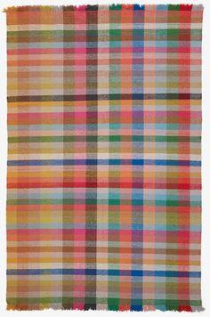 Hella Jongerius. Danskina rug collection at Milan 2014
