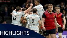 Racing 92 v Munster Rugby (P4) - Highlights – 14.01.2018