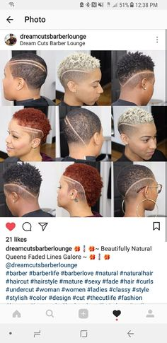 I'll try growing my hair out so I can get that blonde colour and cut – Neauty ideas Natural Short Cuts, Natural Hair Cuts, Short Hair Cuts, Natural Hair Styles, Short Hair Styles, Short Hair Undercut, Undercut Hairstyles, Trendy Hairstyles, Afro Hair Style