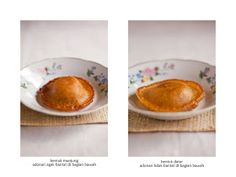 wati cookery: Kue Cucur Asian Recipes, Asian Foods, Traditional Cakes, Indonesian Food, Serving Bowls, Tableware, Breakfast, Heaven, Plates