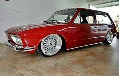 VW Brasilia - 1.6 ar - Made in Brazil