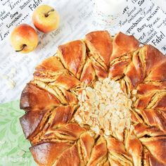 Brioche relleno de manzana | L'Exquisit