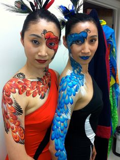 "By ""Z"" of ""Z"" Face Body Art"