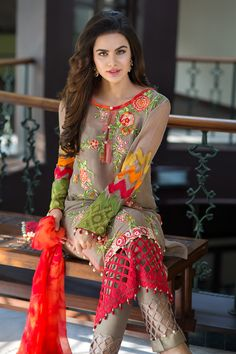Iznik - Luxury Chiffon Collection 2016 Luxury Chiffon Collection by Iznik merging celebration with sophistication and whimsy with elegance Set of 8 designs Free shipping & COD available within India To Order call /whatsapp at 9910323010 Pure Chiffon Kameez,Dupatta