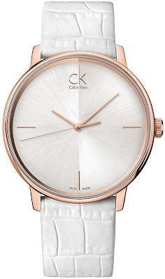 Calvin Klein Watch Women's Model K2Y2X6K6 - $390