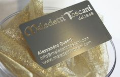 Metal cut out and engraved business cards.http://www.greatnameplates.com/ contact email: cxj4@greatnameplates.com