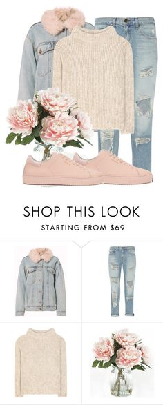 """""""just two lost souls 💓"""" by antonelasardelic ❤ liked on Polyvore featuring Alexander Wang, rag & bone, Tom Ford, Home Decorators Collection and Axel Arigato"""