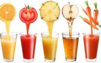 Drinking squeezed juice is a very common way to get nutrition from our daily diet.Many of you may drink juice by this way every day. However, researcher pointed that both the vitamin C and dietary fiber in the juice is less than raw fruits. Healthy Juices, Healthy Smoothies, Healthy Drinks, Smoothie Recipes, Healthy Eating, Juice Recipes, Fruit Smoothies, Healthiest Drinks, Easy Recipes