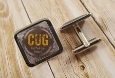 Cuffed Up Gallery - unique cufflinks made and designed in Australia!