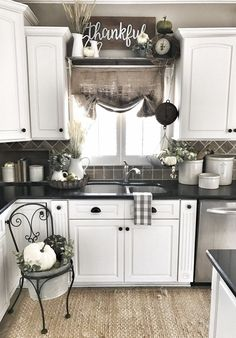 Bless This Nest Fall Farmhouse Kitchen Home Tour Home Decor Ideas Bedroom Kids, Home Decoration Diy, Home Decoration Products, Home Decoration Diy Ideas, Home Decoration Design, Home Decoration Cheap, Home Decoration With Wood, Home Decoration Ideas. #decorationideas #decorationdesign #homedecor Decor, Fall Kitchen Decor, Kitchen Remodel, Kitchen Design, Kitchen Decor, Modern Kitchen, Farmhouse Bathroom Decor, Fall Kitchen, Bathroom Design Decor