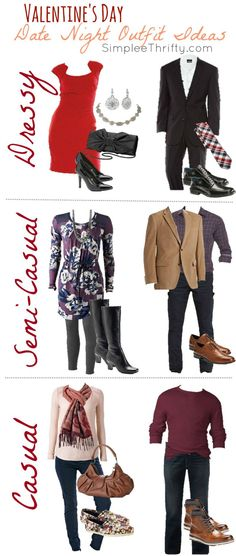 Family Photo Outfit Ideas you can view them here.    Dressy ...    Salir con esposo, outfit aniversario formal, semiformal