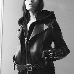 READY TO WEAR: Discover the bold attitude of the CYNTHIA jacket #GiuseppeZanotti