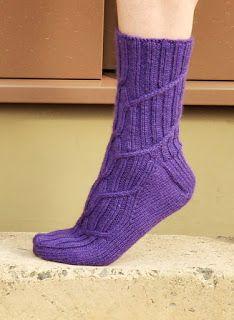 Ravelry: Juniper pattern by Sari Suvanto Mitten Gloves, Mittens, Crochet Slippers, Knit Crochet, Knitting Socks, Knit Socks, Ladies Gents, Knit Fashion, Ravelry