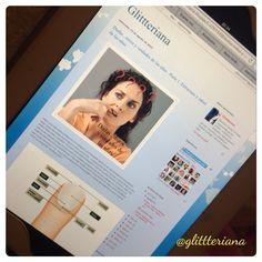 Mitos y verdades sobre tus uñas y su cuidado en mi blog : www.glittteriana.blogspot.com