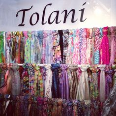 Love meeting with designers and reps to bring you new fun things!! #whimboutique #fameshow #tolani