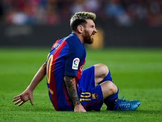 Messi Out for three weeks with ruptured adductor   Lionel Messi suffered a ruptured adductor in his groin to rule him out of the next three weeks with Barcelona manager Luis Enrique claiming the blow means football loses.Messi limped out of Barcelonas 1-1 draw with Atletico Madrid on Wednesday night just before the hour mark and he faces a race against time to be fit for the Champions League clash with Manchester City at the Nou Camp on 19 October.  With Messi sidelined Barcelona risk…