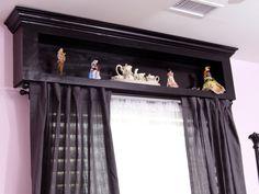 Remarkable Window Valance Ideas Bay Modern Valances Kitchen Valance Ideas Bay Window Treatments For Jpg Wooden Window Valance, Kitchen Window Valances, Kitchen Curtains, Kids Window Treatments, Window Coverings, Modern Valances, Contemporary Valances, Modern Windows, Decoration