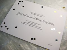 new years eve wedding reception invitations - Google Search