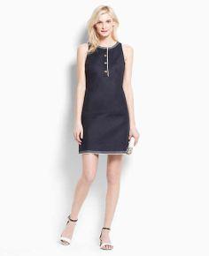 Ann Taylor Marina Shift Dress on shopstyle.com