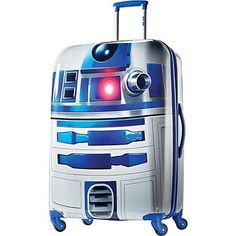 Star Wars fans will love to travel with their gear packed inside this sleek hardside spinner case from American Tourister. The American Tourister Star Wars. Star Citizen, Log Home Interiors, Hardside Spinner Luggage, Star Wars Prints, Carry On Luggage, Travel Luggage, Luggage Sets, Travel Bags, Kids Luggage