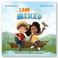 I am mixed / written by Garcelle Beauvais & Sebastian A. illustrated by James C. A celebration of the mixed race heritage of a twin sister and brother. Picture Book Intro by Halle Berry. Afro, Biracial Children, Biracial Babies, Biracial Hair, Garcelle Beauvais, Maya, Mixed Race, Children's Literature, American Literature