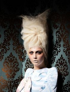 "Joanne O'Neil Hairdressing BAROCK Hair: Joanne O'Neill Photography: Jim Crone Make-up: Paddy McGurgan Styling: stylecreative ""Barock"" takes..."