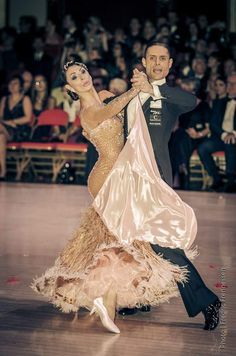 Valerio Colantoni and Monica Nigro - Professional Ballroom Blackpool June 2015