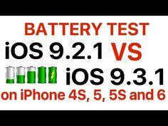 Comparación de autonomía entre iOS 9.2.1 y 9.3.1 [Vídeo] - http://www.actualidadiphone.com/comparacion-autonomia-ios-9-2-1-9-3-1-video/