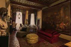 Palazzo Tommasi | luxury b&b | Cortona | Tuscany | Italy