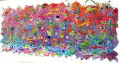 Patouille collective - Le tour de mes idées Petite Section, Art Plastique, Art Activities, Oeuvre D'art, Art For Kids, Tour, Halloween, Crafts, Images