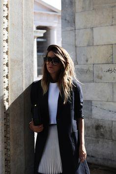 arco della pace gonna-lunga-gucci-perle-fashion-blog nicoletta reggio
