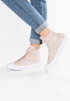 99747a8934315 CHUCK TAYLOR ALL STAR BIG EYELETS - Baskets montantes - pure platinum light  carbon white   ZALANDO.FR 🛒. Phoenixlbanks · Converse shoes