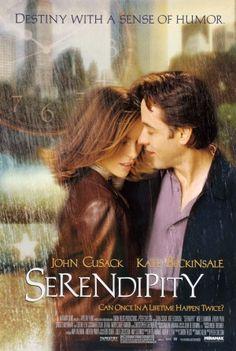 Serendipity ~ love this movie.
