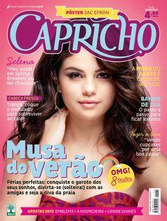 CAPRICHO 1166 - Selena Gomez