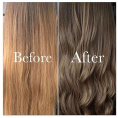 Love this colour correction by Chelsea  Cooling things down and introducing hand-painted balayage ribbons add wonderful texture and dimension. If you want to add some life to your hair colour book a free colour consultation with Chelsea or one of our other colour correction experts...  call 02920461191 or  check out our bio to book online >  #SimonConstantinou #CardiffSalon #Hairdresserscardiff #balayage #coolbalayage #balayagecardiff #awardwinningsalon #iamgoldwell @goldwelluk Colour Book, Colour Correction, Grey Hair Don't Care, Latest Hair Color, Colour Trends, Hair And Beauty Salon, Hair Transformation, Hair Colour, Free Coloring